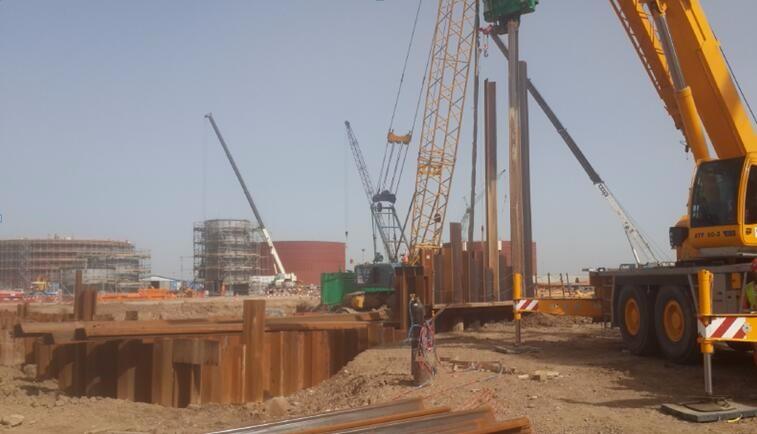 Project: ENKA Group, Iraq Project Iraq